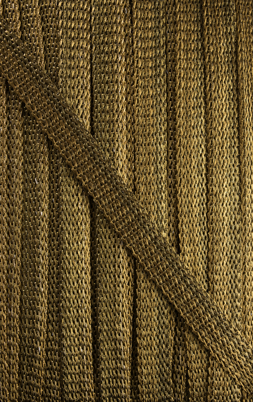 BD07 - OLD GOLD FLEXIBLE BRAID - £5 - 10M